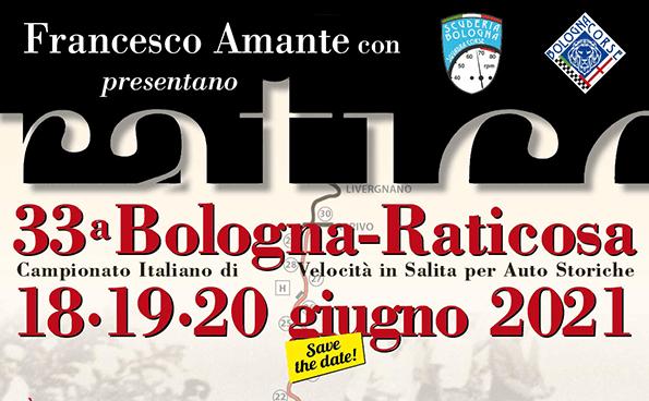 33a cronoscalata storica Bologna Raticosa