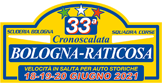 33a Bologna Raticosa velocità in salita per auto storiche